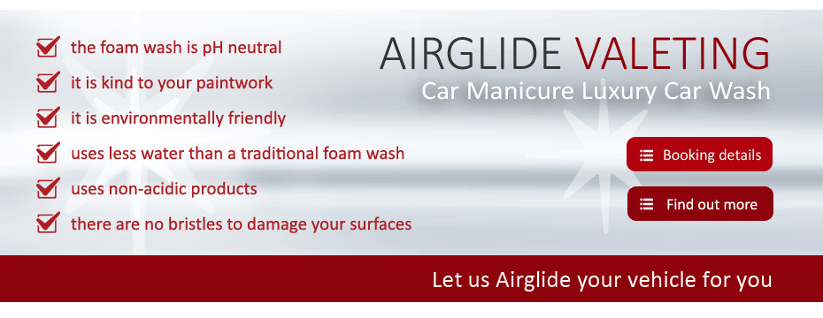 Airglide Car Manicure