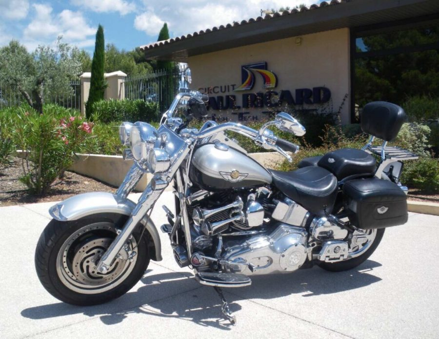 Airglide protection on the Harley