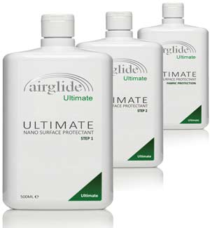 Airglide ultimate Bottles