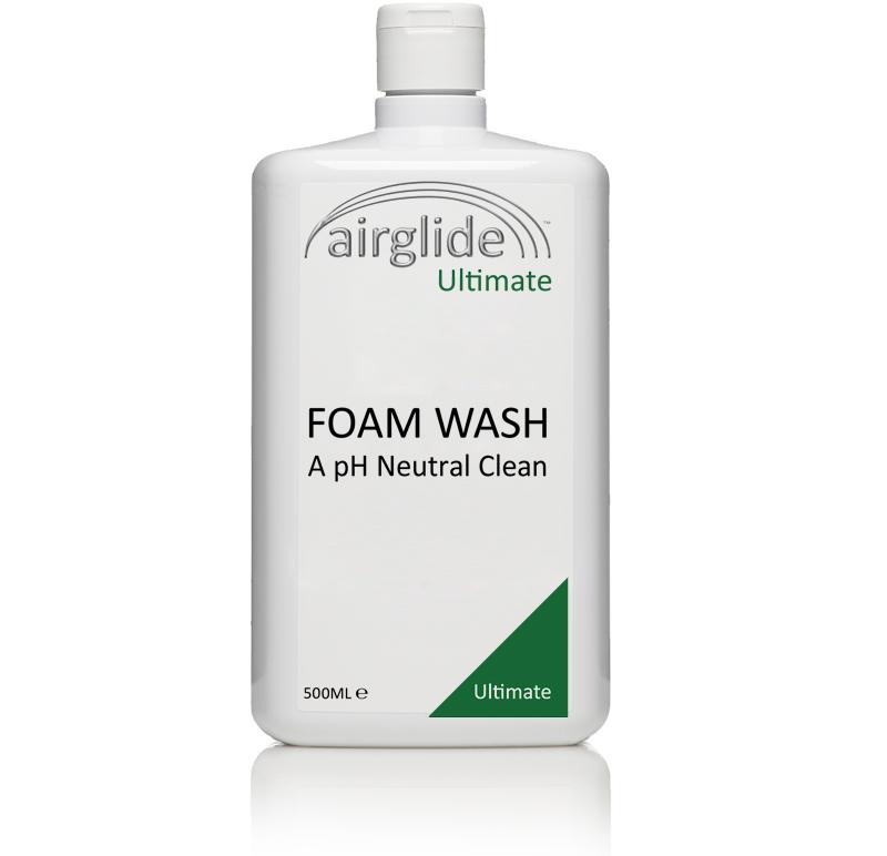 Airglide Foam Wash pH neutral 500ML