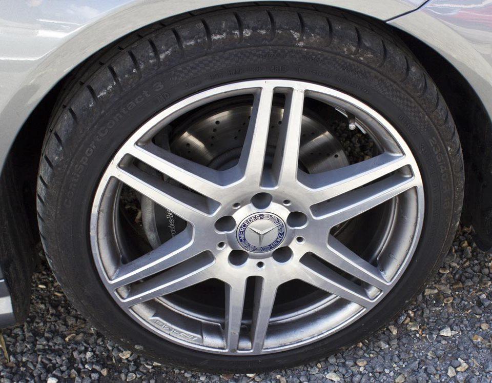 Depth of Tyre Tread